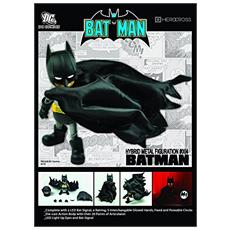 Batman Hybrid Metal Af Action Figure