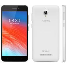 "Neffos Y5 Bianco 16 GB 4G/LTE Dual Sim Display 5"" Slot Micro SD Fotocamera 8 Mpx Android Italia"