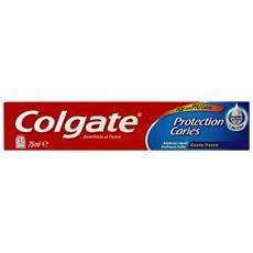 Dentifricio Protez. carie 75 Ml. rosso - Dentifricio