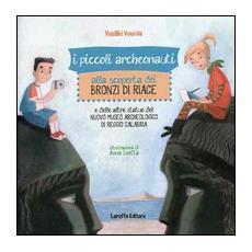 I piccoli archeonauti alla scoperta dei Bronzi di Riace e delle altre statue del Nuovo Museo Archeologico di Reggio Calabria