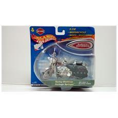 2000 Hot Wheels - Harley Davidson Heritage Springer - Scala 1:18