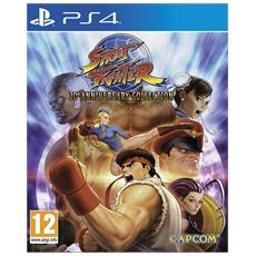 PS4 - Street Fighter 30°Anniversary Collection - Day one: 29/05/18