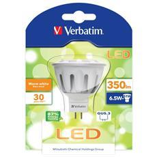 Lampadina LED 6.5W Attacco Gu5.3 350 lm 12 V