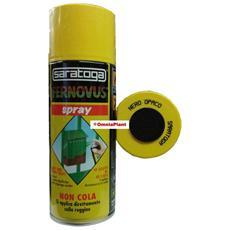 Fernovus Spray Antiruggine 400ml Nero Opaco Saratoga