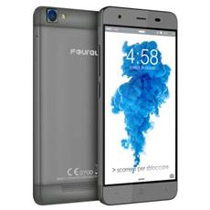"Easy Smart M2 Argento 16 GB 4G/LTE Dual Sim Display 5.5"" HD Slot Micro SD Fotocamera 13 Mpx Android Italia"