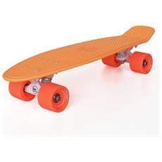 Tangerine Orange S01bm0024 Skateboard Di Plastica Completo - Componenti Di Alta Qualità