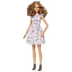 Barbie bambola fashionista cactus print dress