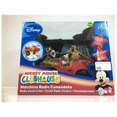 Macchina Radiocomandata Di Topolini Mickie Mouse Giochi Preziosi