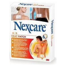 Nexcare Cer. risc. heat Patch5pz