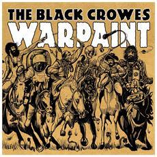 Black Crowes - Warpaint (Blue Vinyl)