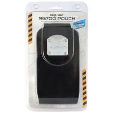 D00070 Custodia a sacchetto Nero custodia per cellulare