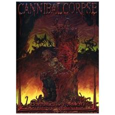 Dvd Cannibal Corpse - Centuries Of Torm.