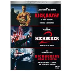 Dvd Trilogia Kickboxer