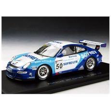 Mx008 Porsche 997 N. 50 Carrera Cup'08 1:43 Modellino