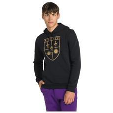 Fiorentina Fanwear Po Hood M Felpa Con Cappuccio Uomo Taglia L