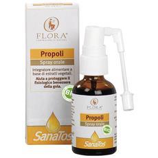 Propoli Spray Orale Sanatos 30 Ml
