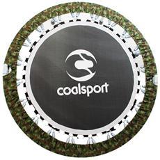 Superjump Aas Trampolino Elastico Coal Sport Di Jill Cooper 122 Cm Uso Professionale Mimetic Con 2 Dvd