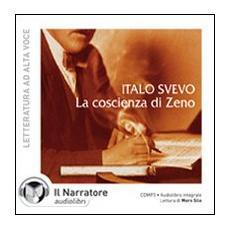 La coscienza di Zeno. Audiolibro. CD Audio formato MP3