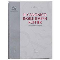 Il canonico Basile-Joseph Ruffier