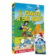 Dvd Puffi (i) -il Flauto A. +minifig. Puffi