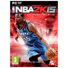 PC - NBA 2K15 (Digital Copy)