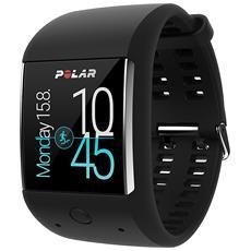 M600 Sportwatch Smart Coaching Orologio GPS Monitoraggio Attività Fisica con Cardiofrequenzimetro Incluso Colore Nero