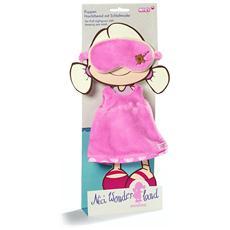Camicia Da Notte Con Mascherina Per Bambola Minilina