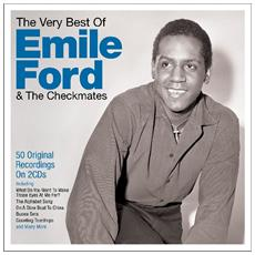 Emile Ford & The Checkmates - The Very Best Of (2 Cd)