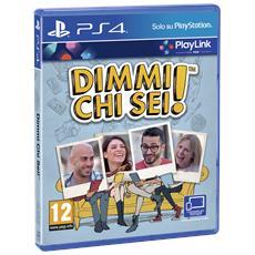 SONY - PS4 - Dimmi Chi Sei!