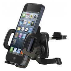 VentView, Telefono cellulare / smartphone, Auto, Nero