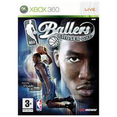 X360 - NBA Ballers Chosen One