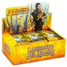 Magic Labirinto del Drago Buste