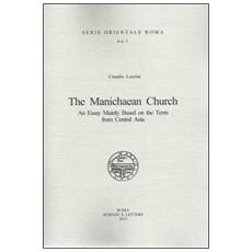 The manichaen church an essay mainly based on the texts from central Asia