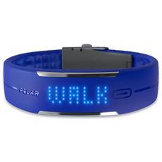 Loop Orologio per Attività Fisica Contapassi e Contacalorie - Blu