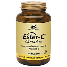 Ester C Cpx 60 Tav.     Solgar