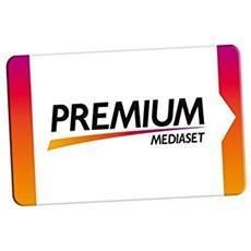 Tessera Mediaset Premium 1 Mese Cinema Serie Tv Documentari