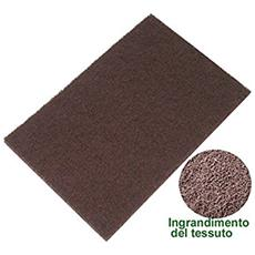 Tessuto Abrasivo In Fogli Grana 120 - 150x230 Mm - Confezione Da 5 Pezzi