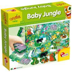 Lisciani Carotina Baby Jungle