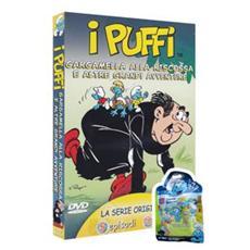 Dvd Puffi (i) -gargamella All+minif. Puffi