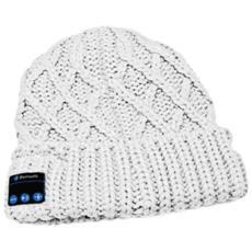 Berretto Bluetooth Mountain Bianco