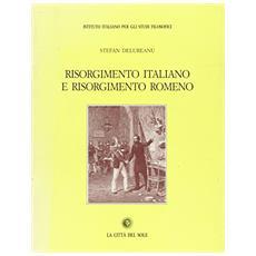 Risorgimento italiano e Risorgimento romeno