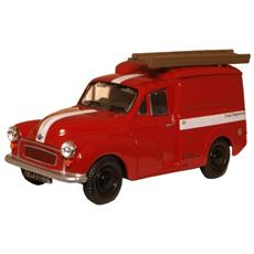 Mm055 Postal Engineering Minor Van 1/43 Modellino
