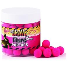 Terry Hearn's The Crave Fluro Pop-ups 15 Mm Unica Rosa