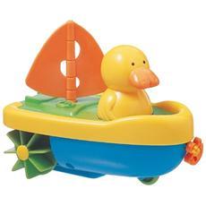 80800295, Bath boat, Ragazzo / Ragazza, Multicolore, Plastica