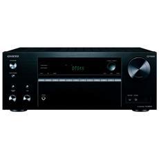 TX-NR575 80W 7.2canali Surround Compatibilità 3D Nero ricevitore AV