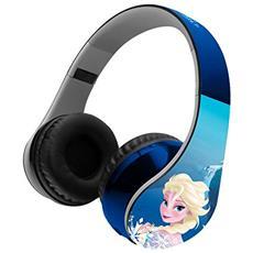 Frozen Padiglione auricolare Stereofonico Con cavo e senza cavo Multicolore auricolare per telefono cellulare