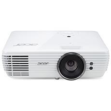Professional and Education M550 Proiettore desktop 2900ANSI lumen DLP 2160p (3840x2160) Bianco videoproiettore