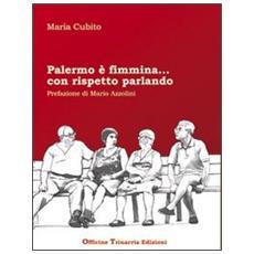 Palermo è fimmina. . . con rispetto parlando