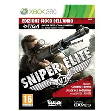 X360 - Sniper Elite Game of the Year Edition