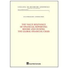The value relevance of financial reporting before and during the global financial crisis